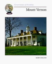 Cover of: Mount Vernon (Cornerstones of Freedom)