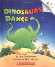 Cover of: Dinosaurs Dance