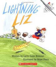 Cover of: Lightning Liz