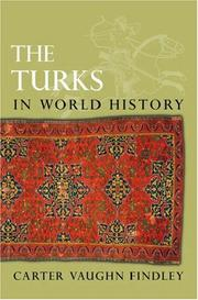 Cover of: The Turks in World History | Carter Vaughn Findley