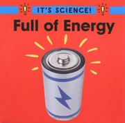 Cover of: Full of Energy (It's Science!)