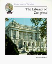 Cover of: Library of Congress (Cornerstones of Freedom)