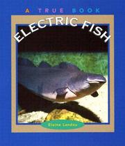 Cover of: Electric Fish | Elaine Landau