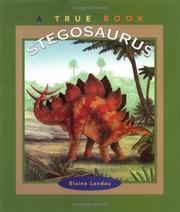 Cover of: Stegosaurus