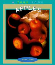 Cover of: Apples (True Books-Food & Nutrition)