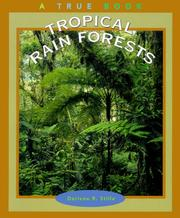 Cover of: Tropical Rain Forests (True Books-Ecosystems)