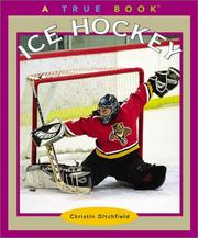 Cover of: Ice Hockey