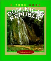 Cover of: Dominican Republic