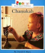 Cover of: Chanukah (Rookie Read-About Holidays) | Robert F. Marx