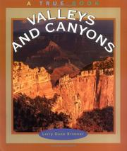Cover of: Valleys and Canyons