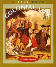 Cover of: Colonial life | Brendan January