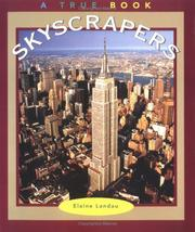Cover of: Skyscrapers (True Books : Buildings and Structures)