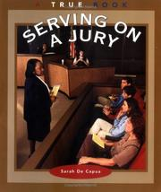 Cover of: Serving on a Jury