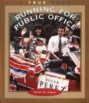 Cover of: Running for Public Office
