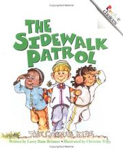 Cover of: The Sidewalk Patrol