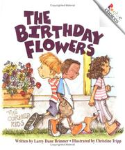Cover of: The Birthday Flowers
