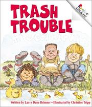 Cover of: Trash Trouble