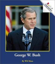 Cover of: George W. Bush