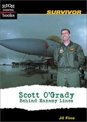 Scott O'Grady by Barbara A. Somervill