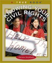 Cover of: Knowing Your Civil Rights