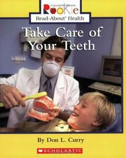 Cover of: Take Care Of Your Teeth