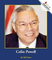 Cover of: Colin Powell | Wil Mara