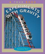 Cover of: Experiments With Gravity | Salvatore Tocci