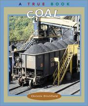 Cover of: Coal (True Books: Natural Resources)