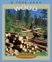 Cover of: Wood (True Books: Natural Resources)