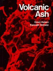 Cover of: Volcanic ash | Grant Heiken