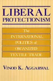 Cover of: Liberal Protectionism