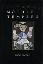 Cover of: Our mother-tempers