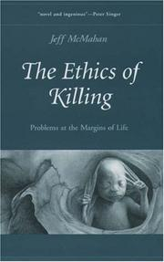 Cover of: The Ethics of Killing | Jeff McMahan