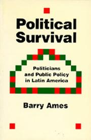 Cover of: Political Survival