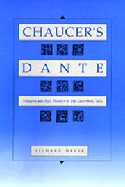 Cover of: Chaucer