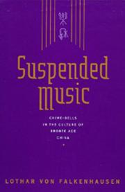 Cover of: Suspended Music | Lothar von Falkenhausen