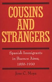 Cover of: Cousins and strangers