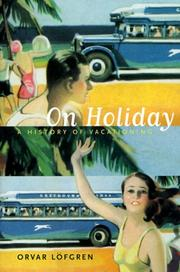 Cover of: On holiday