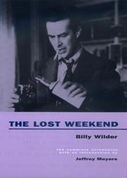 Cover of: The lost weekend