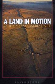 Cover of: A land in motion | Collier, Michael