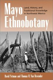 Cover of: Mayo ethnobotany