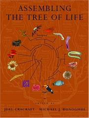 Cover of: Assembling the Tree of Life |
