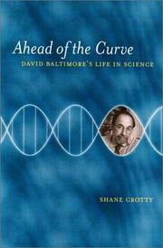 Cover of: Ahead of the Curve | Shane Crotty
