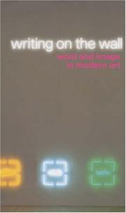 Cover of: Writing on the wall | Simon Morley