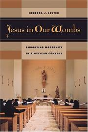 Cover of: Jesus in Our Wombs | Rebecca J. Lester