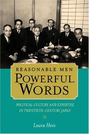 Cover of: Reasonable Men, Powerful Words