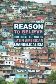Reason to Believe by David Smilde