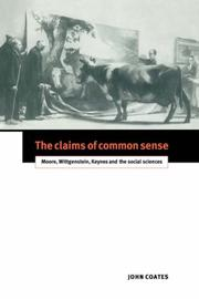 Cover of: The Claims of Common Sense