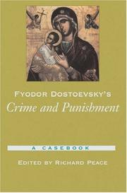 Cover of: Fyodor Dostoevsky's Crime and Punishment