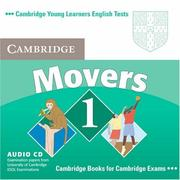 Cover of: Cambridge Young Learners English Tests Movers | Cambridge ESOL